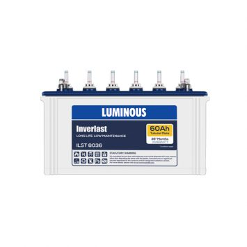LUMINOUS ILT8036 60Ah INVERTER BATTERY CHENNAI