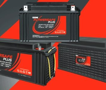 Exide Power Safe Plus SMF 12V 100Ah UPS Battery